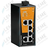 SWITCH IE-SW-BL06-2TX-4PoE