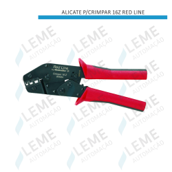 ALICATE P/CRIMPAR 16Z RED LINE | 16mm²