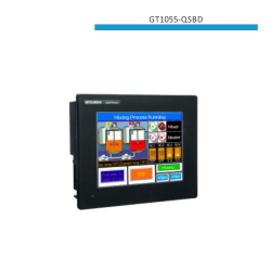 "IHM GT10 LCD 5,7"" 256 CORES TOUCH, RS232/RS422, 24VCC"