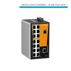 SWITCH INDUSTRIAL FAST ETHERNET IE-SW-VL16-16TX
