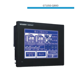 "IHM GT10 LCD 5,7"" MONOCR. TOUCH, RS232/RS422, 24VCC"